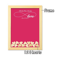 Wedding Guest Book Personalized Wedding Decoration Rustic Sweet Weddin Gowow Home