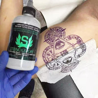 Wholesale American Brand Stencil Stuff Longer Lasting Tattoo Stencils Transfer Formula 4oz/8oz Tattoo Ink Beauty Tools 120/250ML - The most popular products on Tiktok | GOWOW