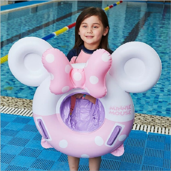 new riding swimming ring Inflatable children's life buoy on the water Infant seat ring - The most popular products on Tiktok | GOWOW