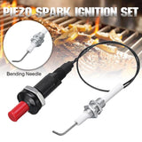 Universal 30cm Piezo Spark Ignition Set for Heater Radiator Gas Grill Cooker BBQ WXV Sale - The most popular products on Tiktok | GOWOW