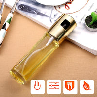 Spray Bottle Oil Sprayer Oiler Pot BBQ Barbecue Cooking Tool Can Pot Cookware Kitchen Tool ABS Olive Pump - The most popular products on Tiktok | GOWOW