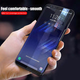 500D Full Curved Tempered Glass For Samsung Galaxy S9 S8 Plus Note 9 8 Screen Protector On Samsung S7 S6 Edge S9 Protective Film - The most popular products on Tiktok | GOWOW