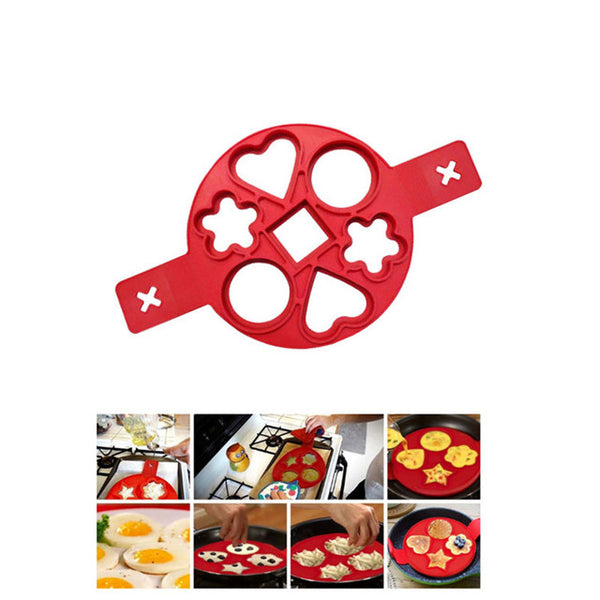 Cupcakes Pancakes Dispenser Cookie Cake Muffins Baking Waffles Dough Dispenser Cream Separator Measuring Cup Doser for Hotcakes - The most popular products on Tiktok | GOWOW