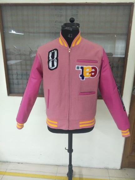 EAT Limited Edition Varsity Jacket Adult