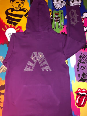 The Regal Hoodie with Cap