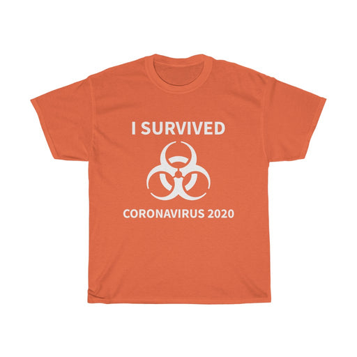 I SURVIVED CORONAVIRUS 2020