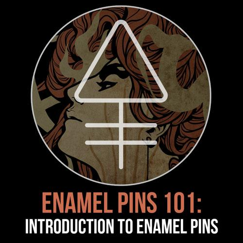 Enamel Pins 101: Introduction to Enamel Pins | Alchemy Merch