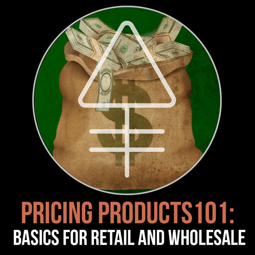 Alchemy Merch - Product Pricing 101 - Basic for Pricing Retail and Wholesale