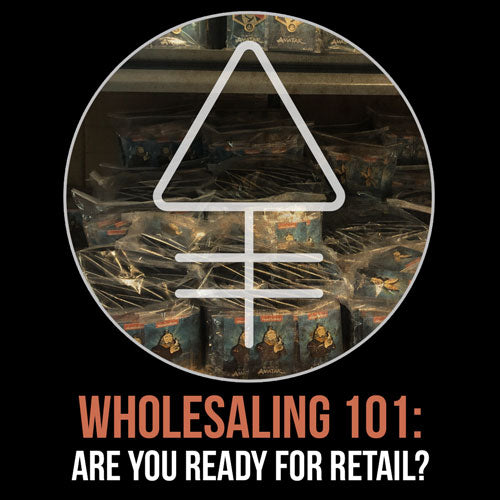 Alchemy Merch - Wholesaling 101 - Are you ready to sell to stores?