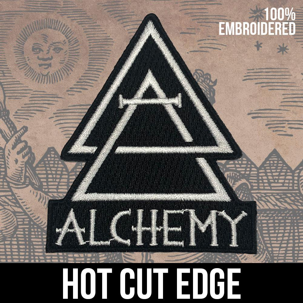 100% Embroidered Patches - Alchemy Merch