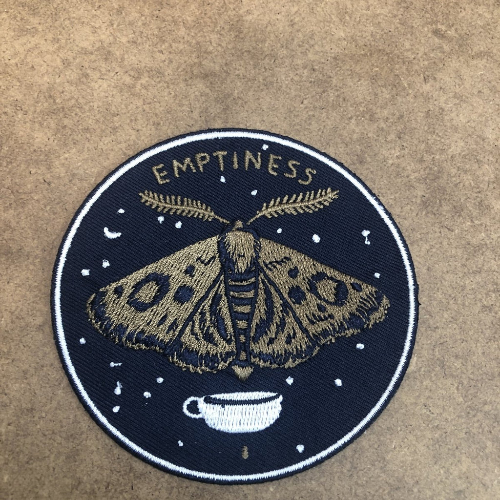 50% Embroidered Patches - Alchemy Merch
