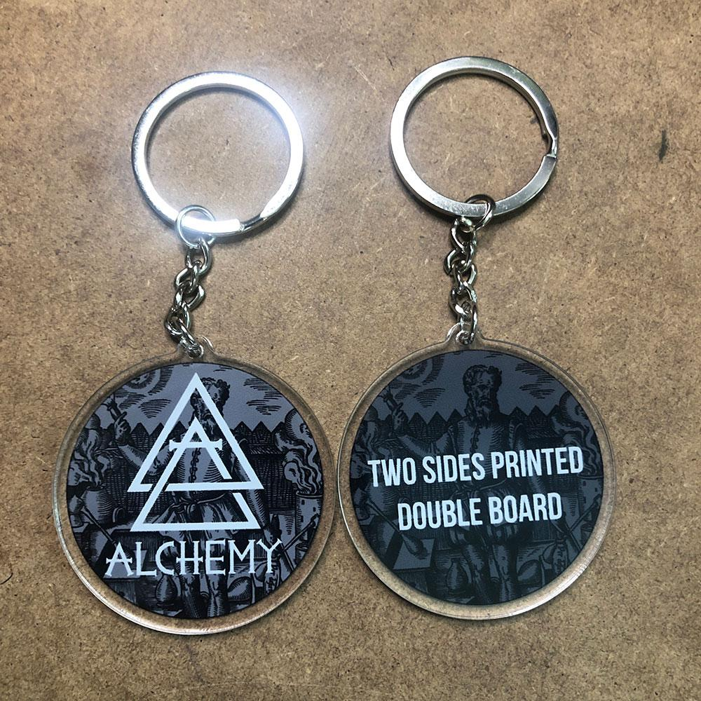 Acrylic Charms - Double Sided - Alchemy Merch