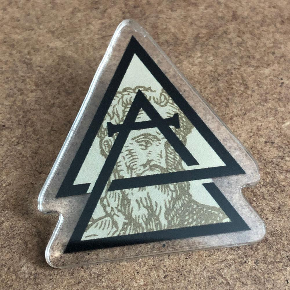 Acrylic Pins - Alchemy Merch
