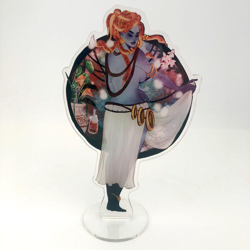Acrylic Standee w/ Base (Single Sided) - Alchemy Merch