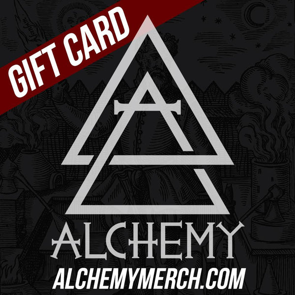 Alchemy Merch Store Gift Card - Alchemy Merch