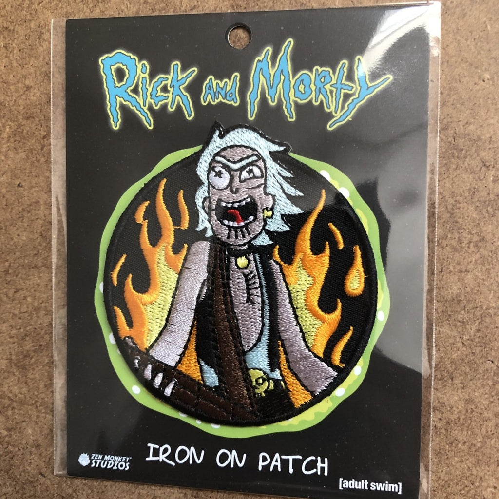 Backing Card - Patch - Alchemy Merch