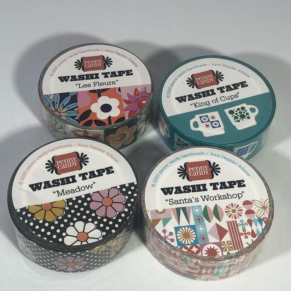 Craftwerk Double Combo Bundle - 400 15mm Washi + 400 4x6 sticker sheets - Alchemy Merch