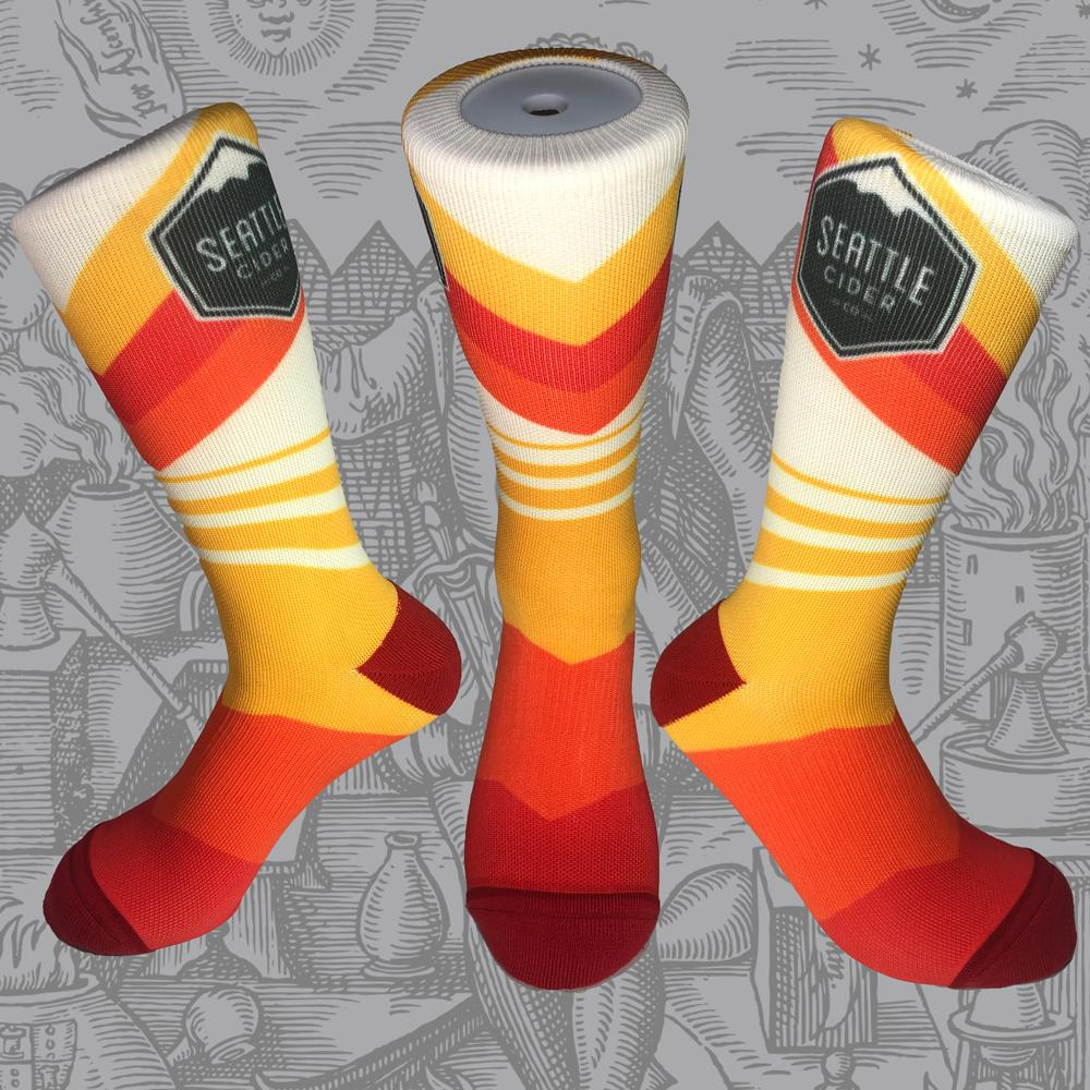 Custom Socks - Alchemy Merch