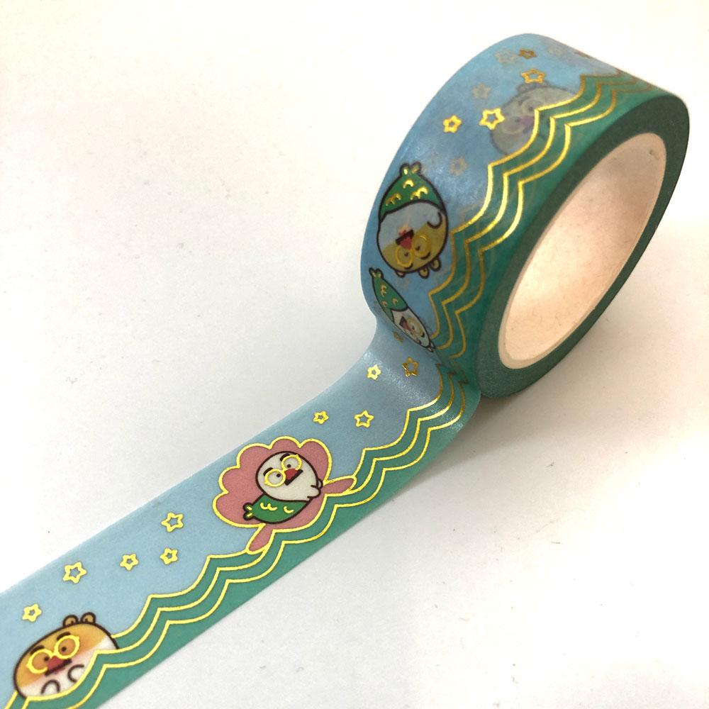 Foil Washi Tape - Alchemy Merch