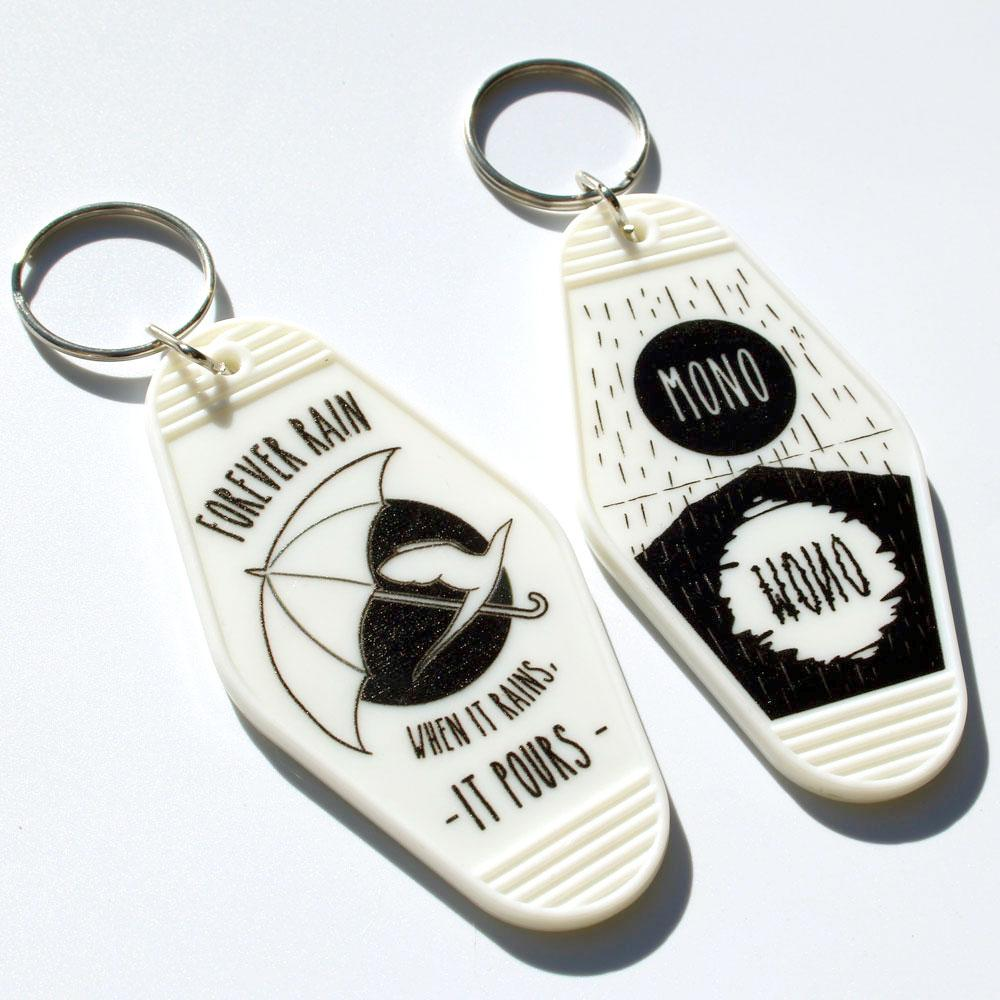 Motel Keychains - Printed - Alchemy Merch