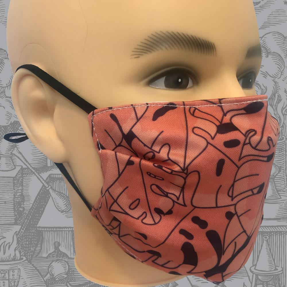 Rectangle Face Masks - Alchemy Merch