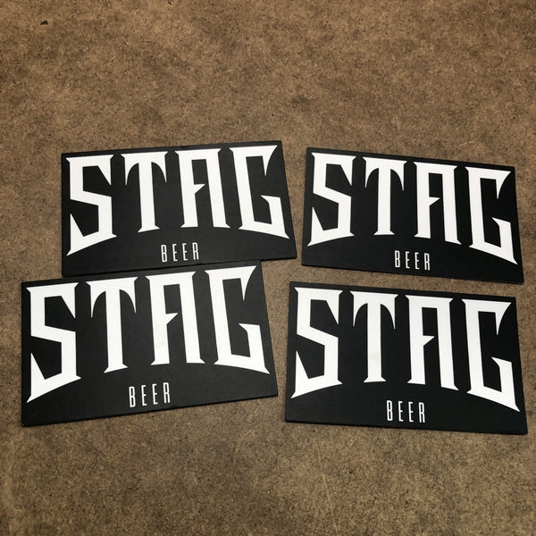 Stickers - Vinyl (Glossy or Matte) - Alchemy Merch