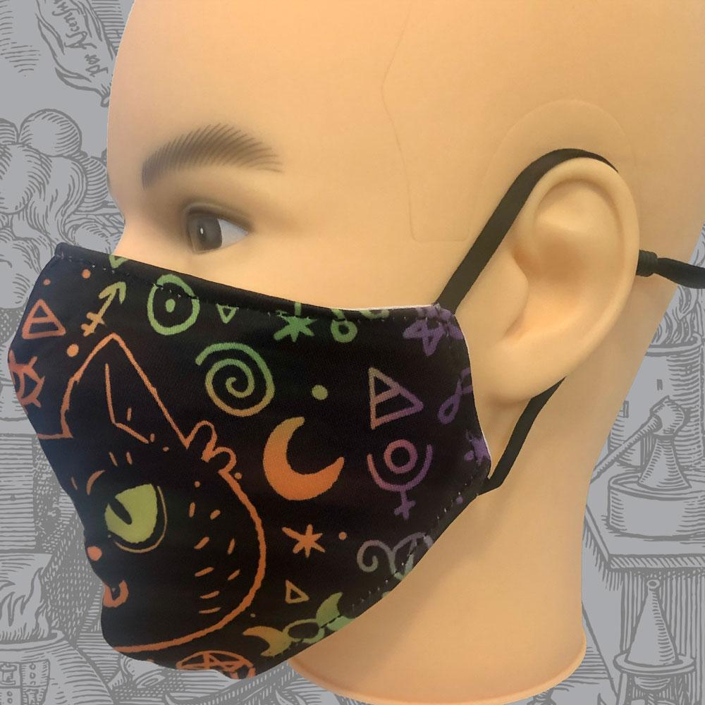 X Shape Face Masks - Alchemy Merch