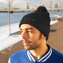 Load image into Gallery viewer, Black ursmrter Beanie
