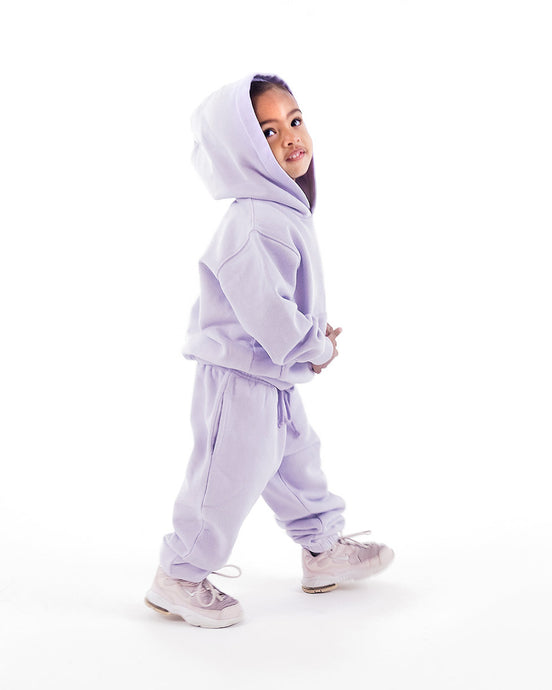 Kids Sweatpants Purple lilac