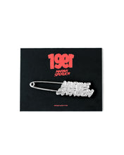 Load image into Gallery viewer, 1991 SAFETY PIN