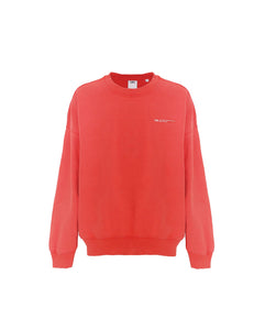 90'S SWEATSHIRT RED VINATAGE