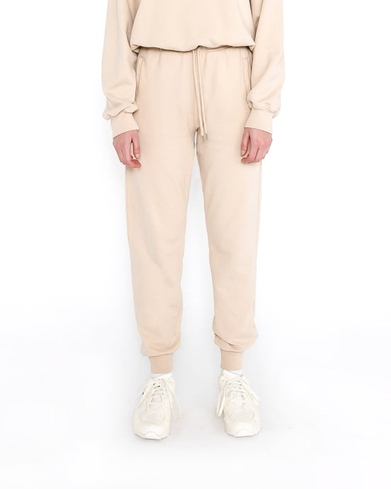 WOMAN SWEATPANTS NO 2 SMOKE GRAY J