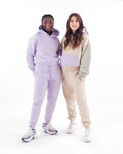 Load image into Gallery viewer, Pants Purple Woman Couple Jessica Weiss