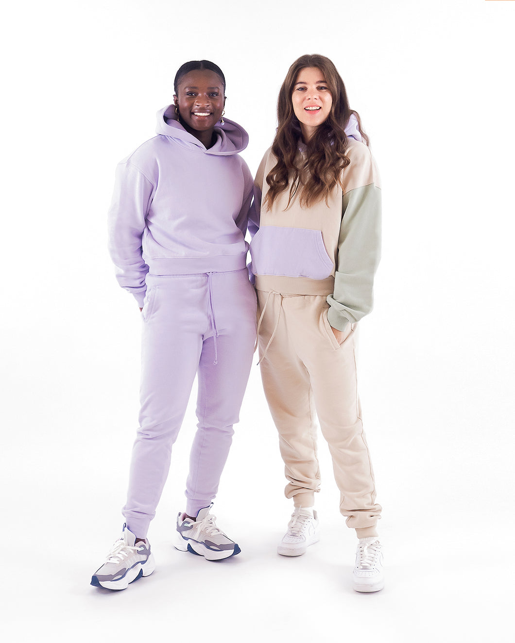 Pants Purple Woman Couple Jessica Weiss