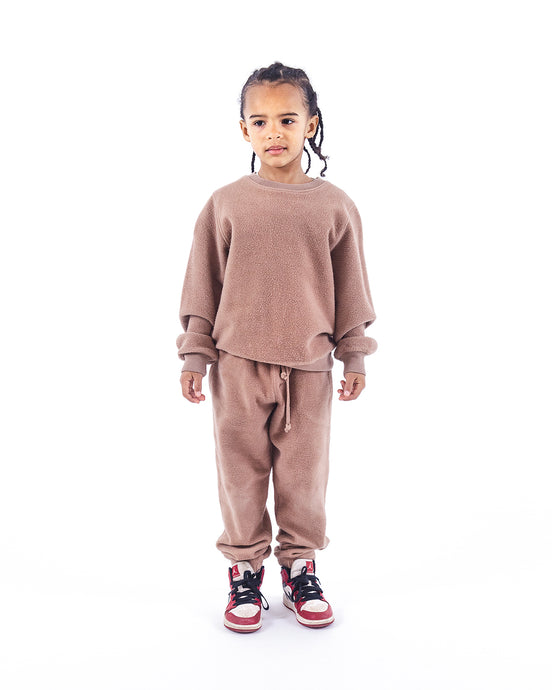 sweat pants Kids brown boy journelle