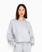 Load image into Gallery viewer, WOMAN SWEATER NO 2 GREY MELANGE