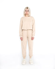 Load image into Gallery viewer, WOMAN SWEATPANTS NO 2 SMOKE GRAY J