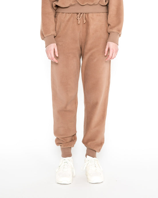 WOMAN SWEATPANTS NO 2 BEAVER FUR J