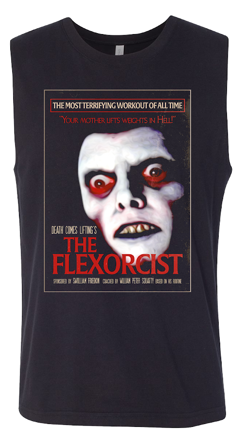 The Flexorcist Muscle Tank