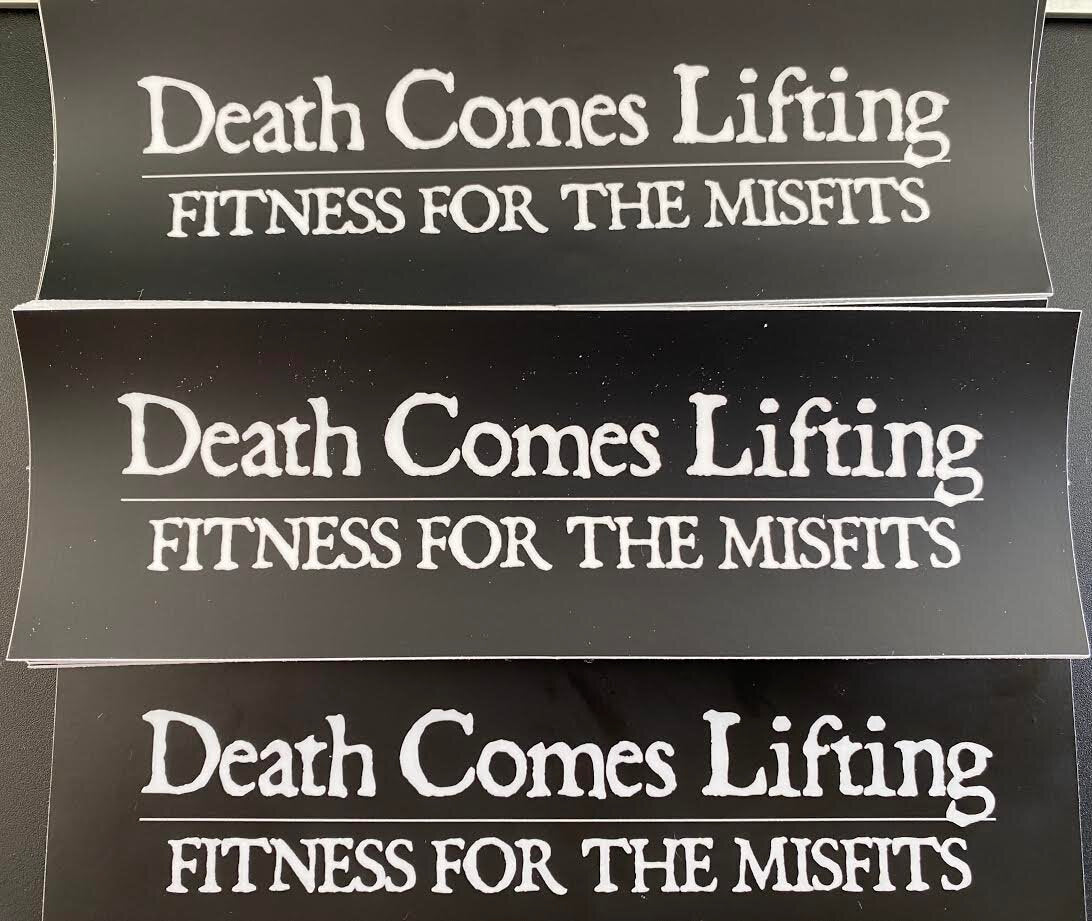 BUMPER STICKERS (2X4)