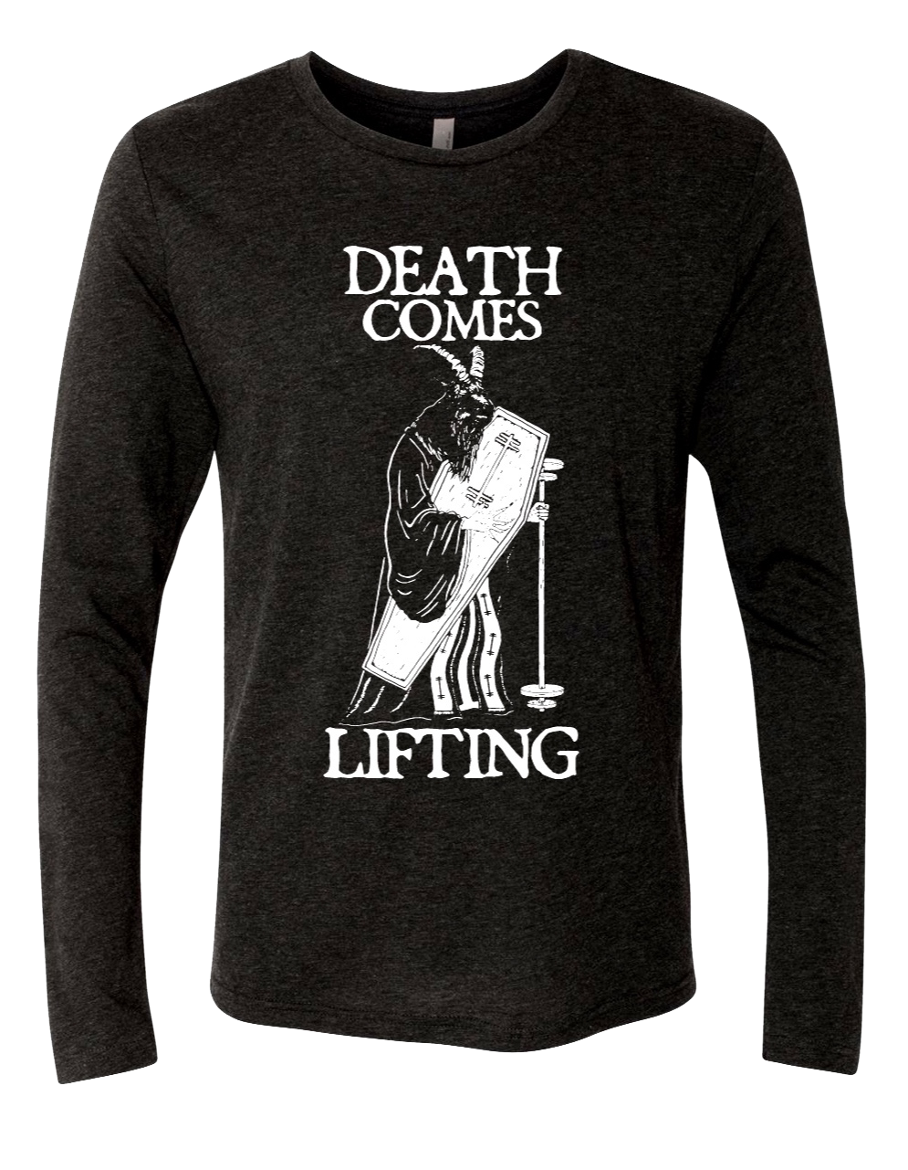 High Priest of Liftcraft Vintage Long Sleeve