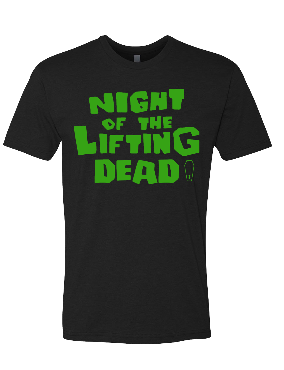 Night of the Lifting Dead Unisex Tee