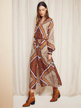 Load image into Gallery viewer, DANTE 6 ARLETTE PRINT DRESS