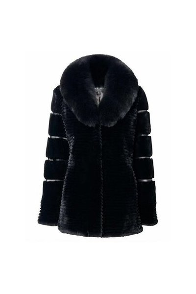 Hollies Dolly Fur Coat