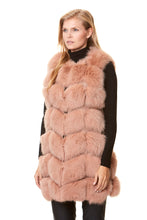Load image into Gallery viewer, Hollies Gigi fur vest