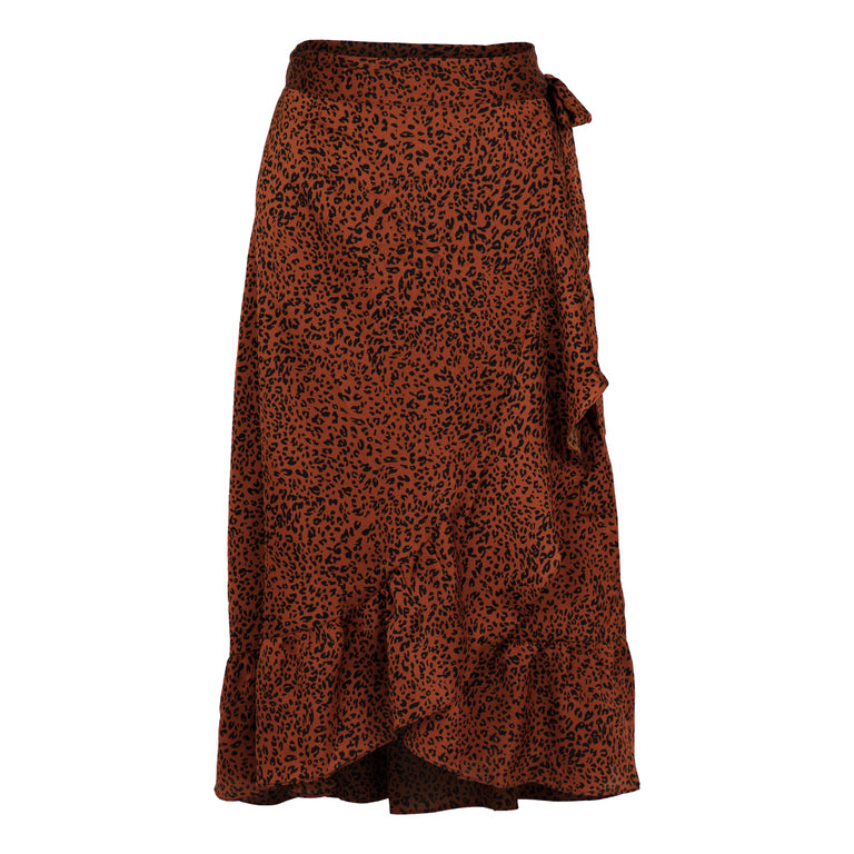 NEO NOIR MIKA NEW LEO SKIRT