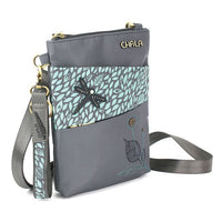 CHALA Evolution Cell Phone Crossbody Dragonfly - Enchanted Memories, Custom Engraving & Unique Gifts