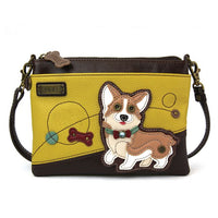 CHALA Mini Crossbody Corgi - Enchanted Memories, Custom Engraving & Unique Gifts