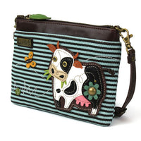 CHALA Mini Crossbody Cow - Enchanted Memories, Custom Engraving & Unique Gifts