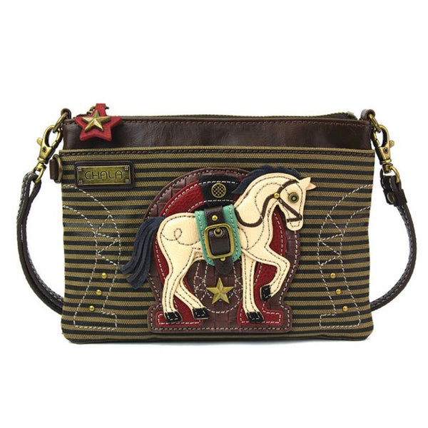 CHALA Mini Crossbody Horse - Enchanted Memories, Custom Engraving & Unique Gifts